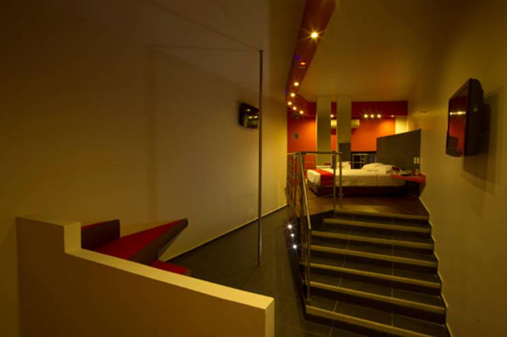 Escenarium: Recámaras de estilo  por DIN Interiorismo