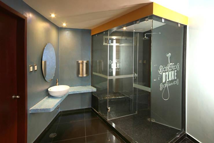 DIN Interiorismo が手掛けた浴室