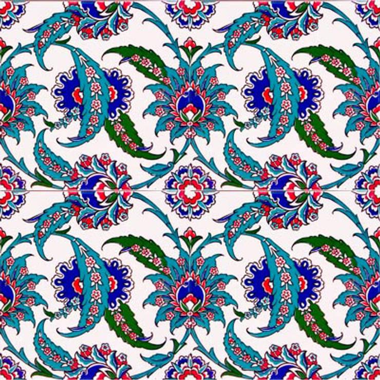 Afyon: styl , w kategorii Ściany i podłogi zaprojektowany przez SERAMIK