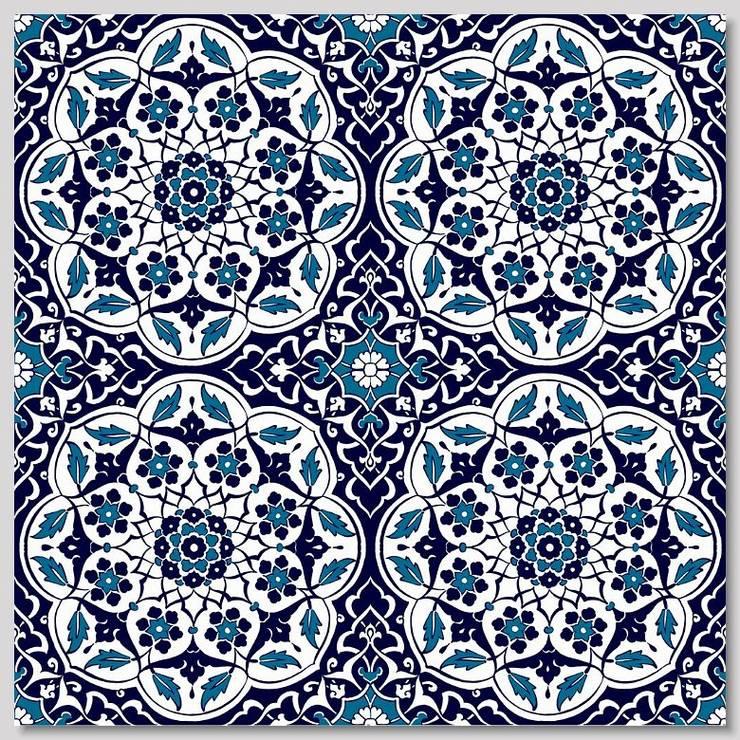 Antalya: styl , w kategorii Ściany i podłogi zaprojektowany przez SERAMIK