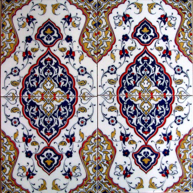 Mersin: styl , w kategorii Ściany i podłogi zaprojektowany przez SERAMIK