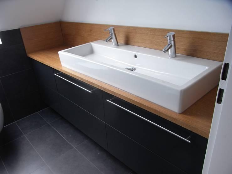 Ванные комнаты в . Автор – Grandi+Lutze