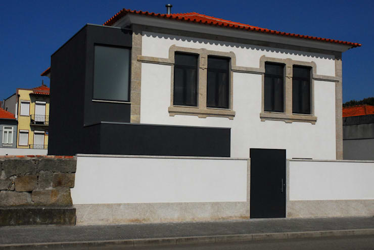 Casas de estilo  por INSIDE arquitectura+design