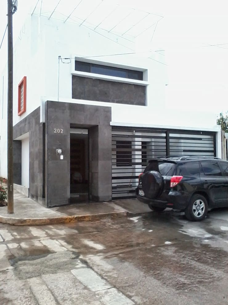 VARIAS OBRAS: Casas de estilo  por A-labastrum   arquitectos