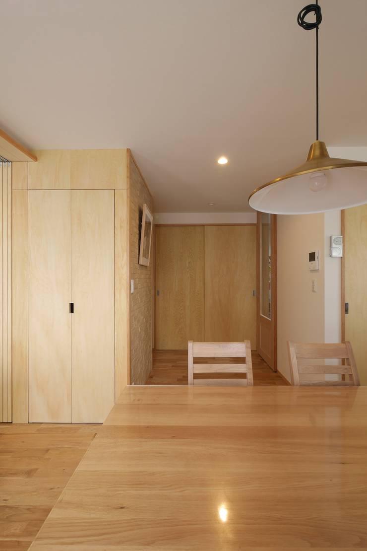 ダイニング: 池田デザイン室(一級建築士事務所)が手掛けたです。