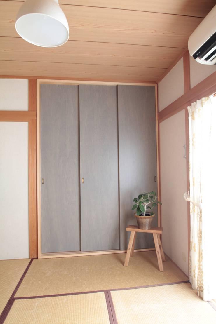 押入リノベーション00: 池田デザイン室(一級建築士事務所)が手掛けたです。,