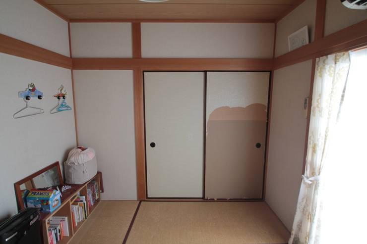 押入のビフォー: 池田デザイン室(一級建築士事務所)が手掛けたです。,