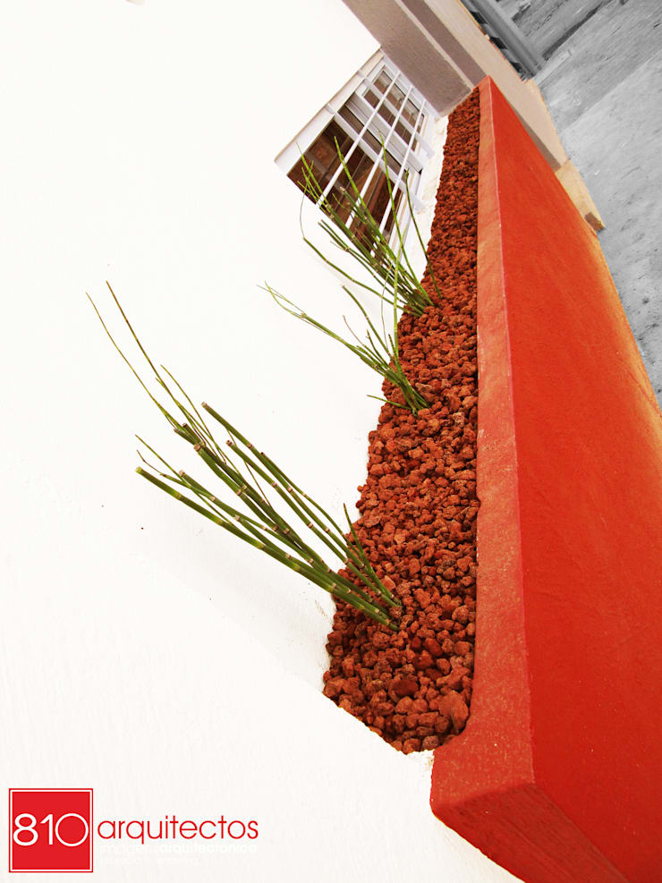 Casa Habitación. González Isordia: Casas de estilo  por 810 Arquitectos