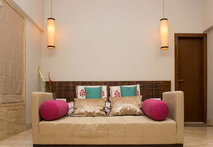 Interior Designs:  Living room by The design house,Modern