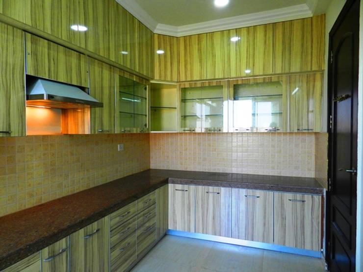 Interior designs:  Kitchen by Allied Interiors