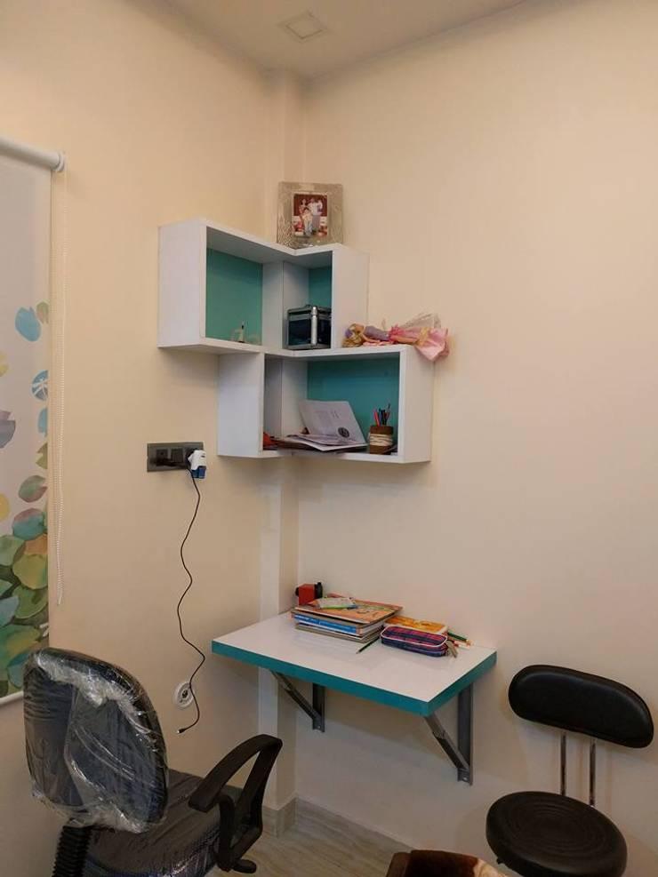 Moderne Arbeitszimmer von Allied Interiors Modern