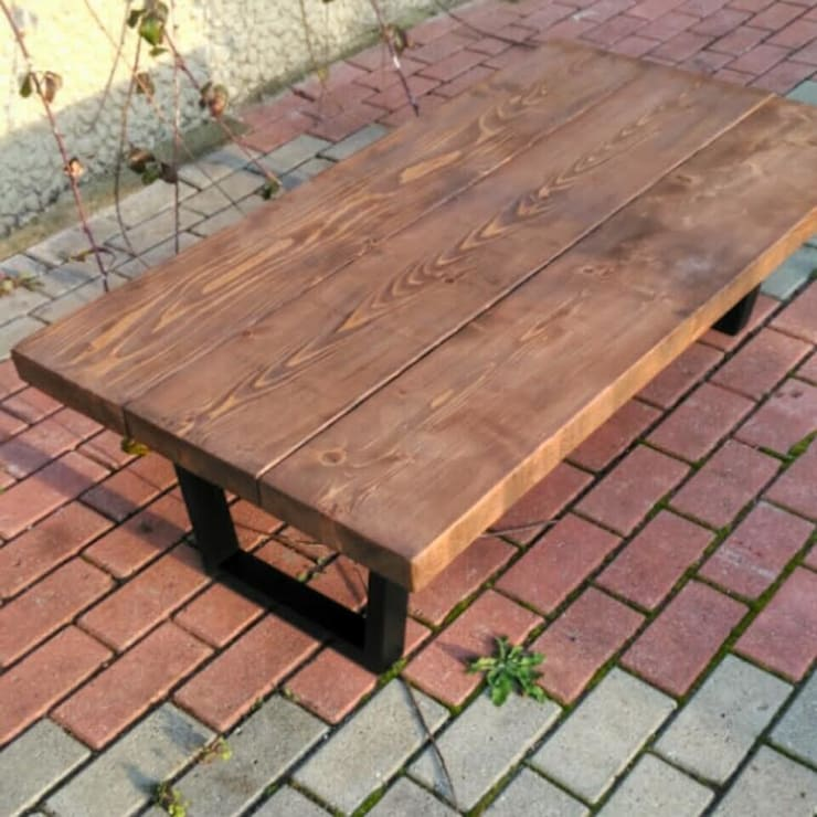 Wood_Dekor – Ahşap Bank:  tarz Bahçe