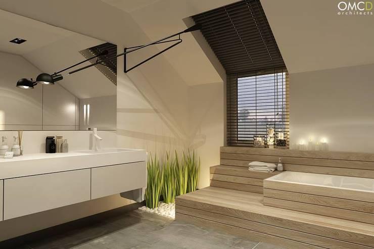 حمام تنفيذ OMCD Architects