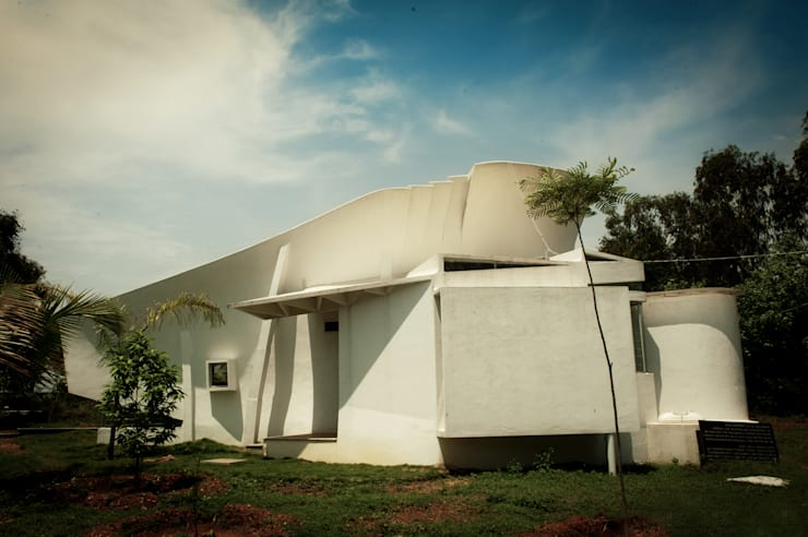 Formless: modern Houses by Play Architecture