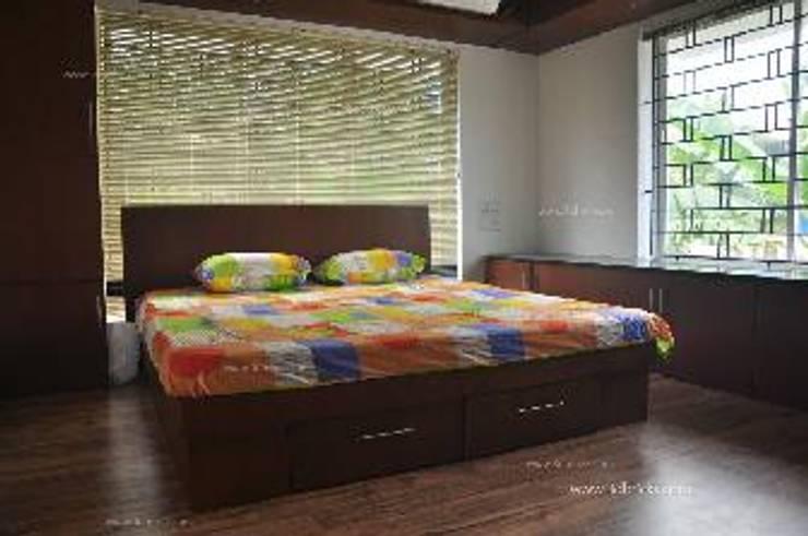 Villa Project:  Bedroom by 3DBricks
