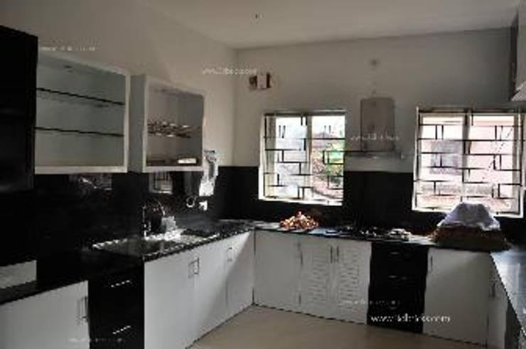 Villa Project:  Kitchen by 3DBricks