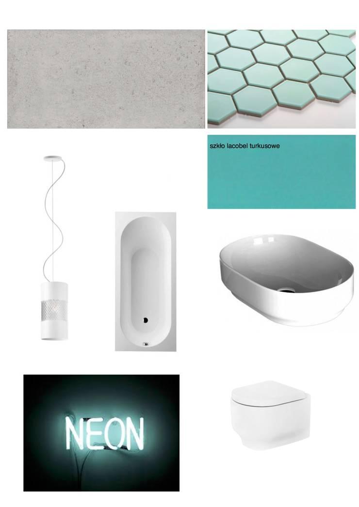 moodboard: styl , w kategorii  zaprojektowany przez WNĘTRZNOŚCI Projektowanie wnętrz i mebli