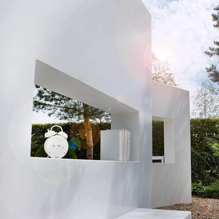 Festivaltuin Appeltern:  Tuin door Carla Wilhelm, Modern