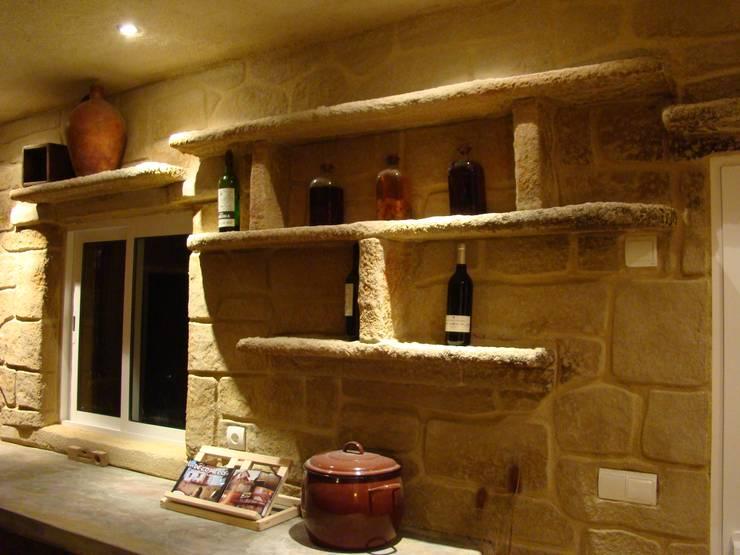 rustieke & brocante Wijnkelder door LuisyAnacb