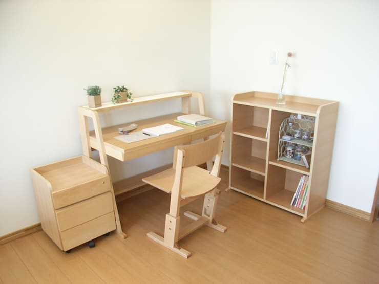株式会社 大雪木工의  아이 방