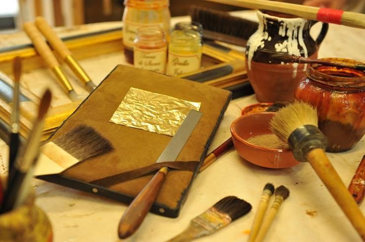 Corso di Doratura e decorazione a Grottesche: Arte in stile  di Contadini Virgilio