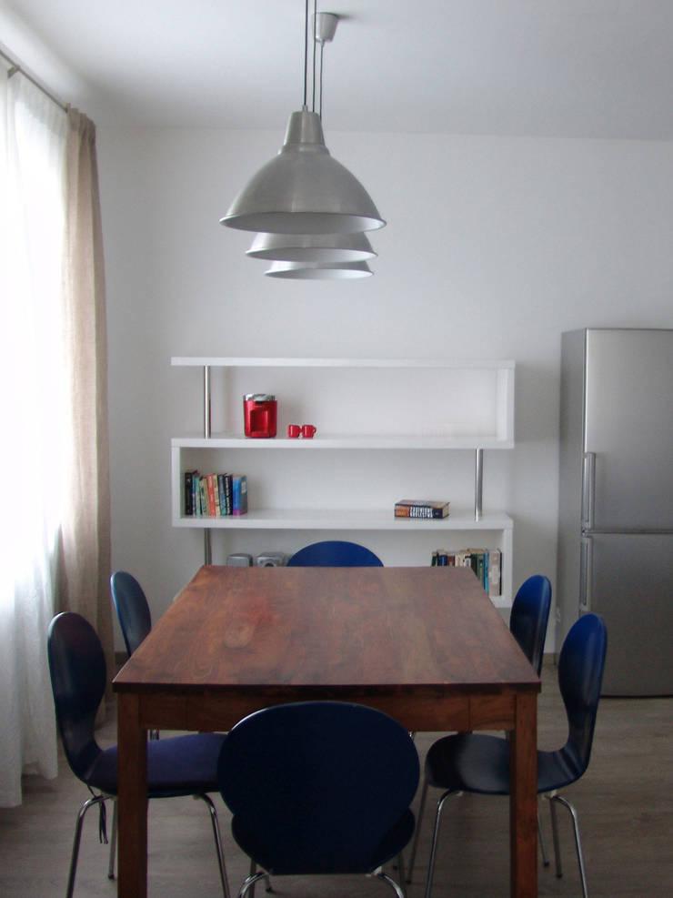 RYBACKA: styl , w kategorii Jadalnia zaprojektowany przez Małgorzata Gilarska Architekt