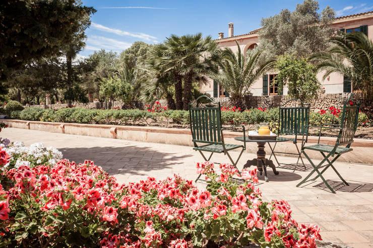 Jardins  por Stefano Ferrando