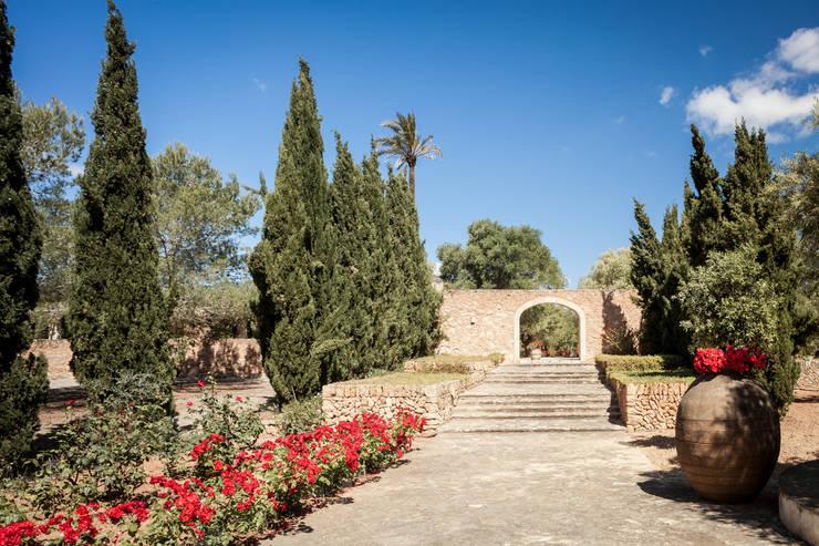 Projekty,  Ogród zaprojektowane przez Stefano Ferrando