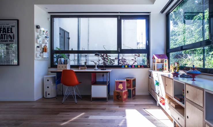 Bespoke Furniture: modern Nursery/kid's room by Kukka