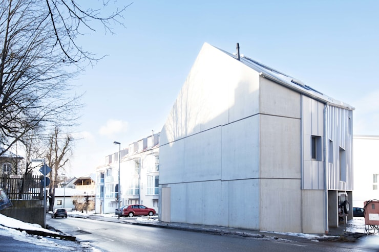 Meergezinswoning door Studio für Architektur Bernd Vordermeier