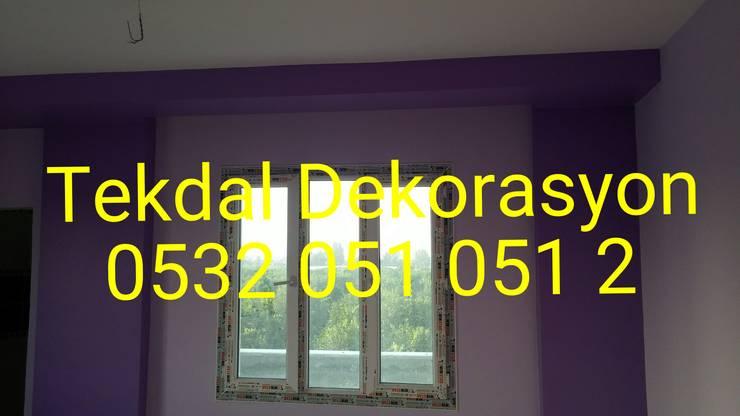 TEKDAL DEKORASYON *0532 051 051 2* Mersin – Tekdal Dekorasyon:  tarz