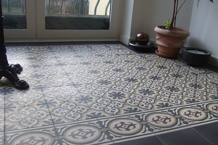 Paredes de estilo  por Mosaic del Sur