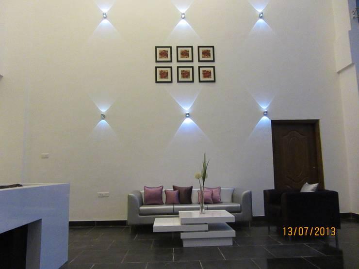 De Panache  - Interior Architects:  tarz Duvarlar