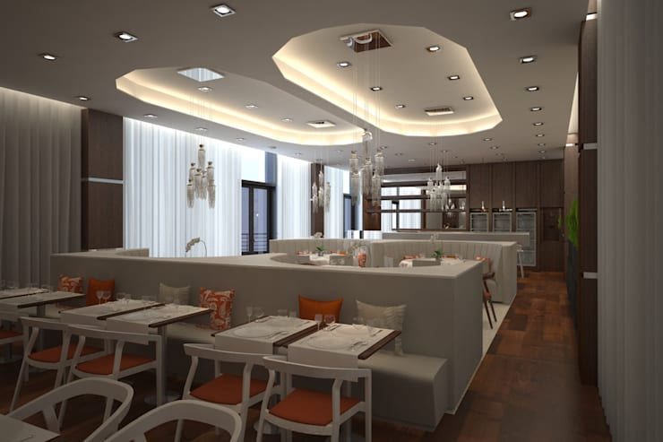 Restaurante Boss:   por Red Centre - Design & Feng Shui