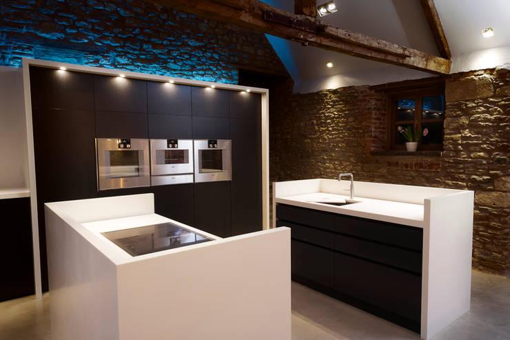 The Chefs Kitchen:  Kitchen by Papilio