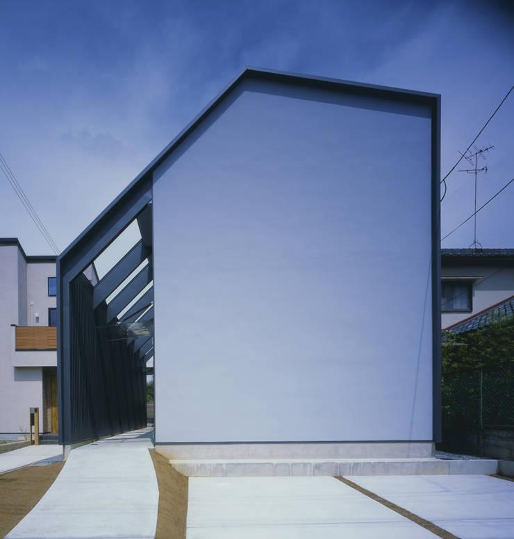 東豊中の家: OSM-Architectsが手掛けた家です。