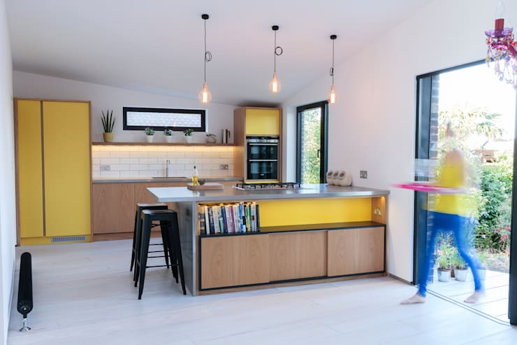 Kitchen by Papilio, Scandinavian