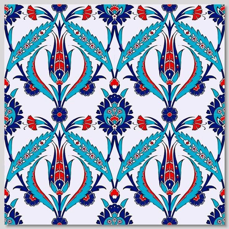 Bodrum: styl , w kategorii Ściany i podłogi zaprojektowany przez SERAMIK