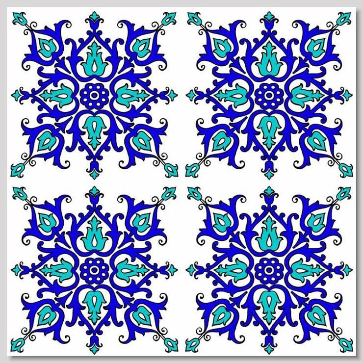 Aksaray: styl , w kategorii Ściany i podłogi zaprojektowany przez SERAMIK