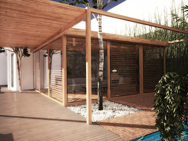 Lounge Terrace | Joana Astolfi & Francisco Guedes:   por 3DYpslon