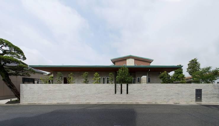 Projekty,  Domy zaprojektowane przez 有限会社 光設計