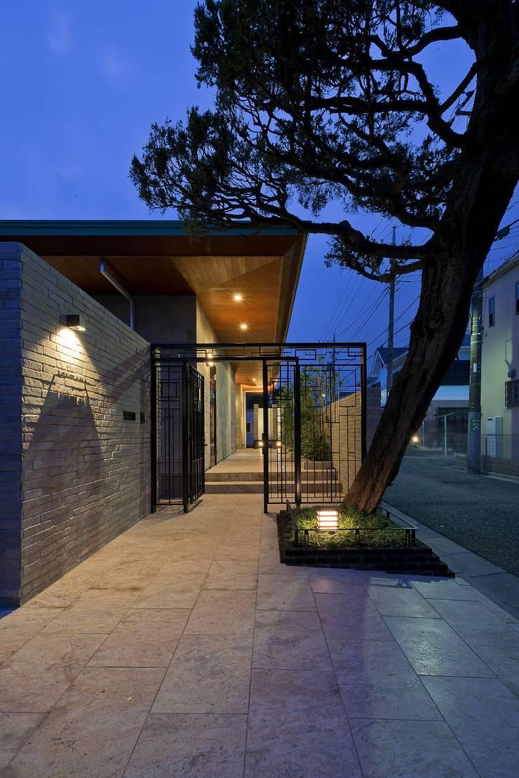 練馬のエコハウス(創エネルギーの近未来型エコハウス) : 有限会社 光設計が手掛けた家です。,