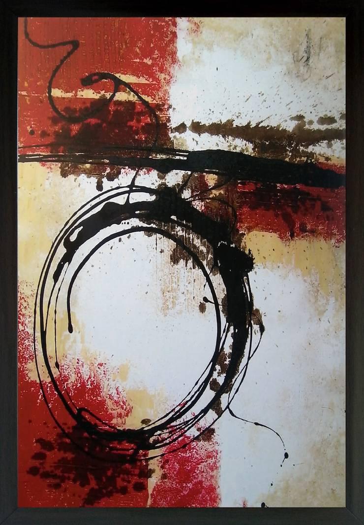 Modern Art & Abstract Paintings: modern  by Elixir Arts,Modern