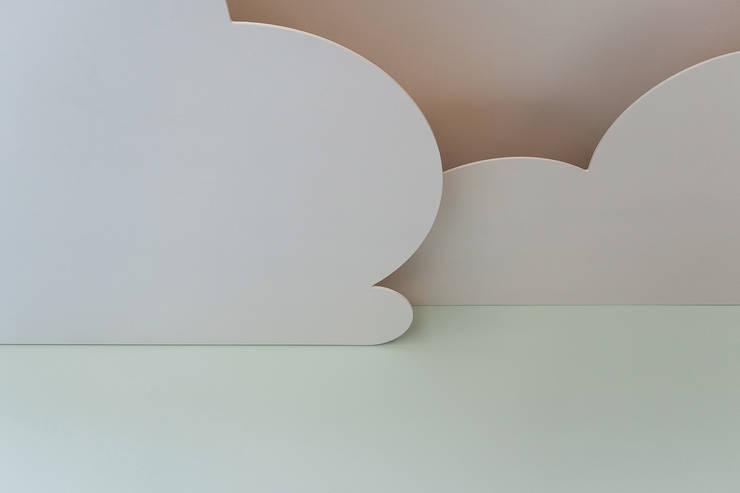 Mieszkanie Jasia: styl , w kategorii Pokój dziecięcy zaprojektowany przez INTERURBAN