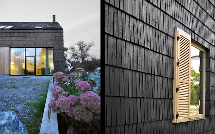 Casas modernas de INTERURBAN Moderno