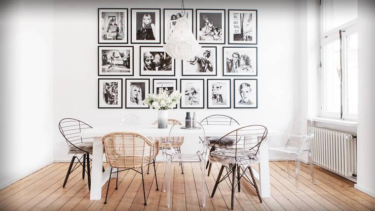 Comedores de estilo  por Designsetter