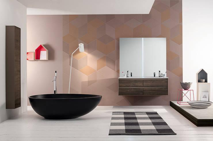 Ванная комната в . Автор – Mastella Design