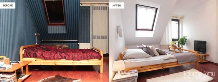 Before – After: styl , w kategorii  zaprojektowany przez Reforma