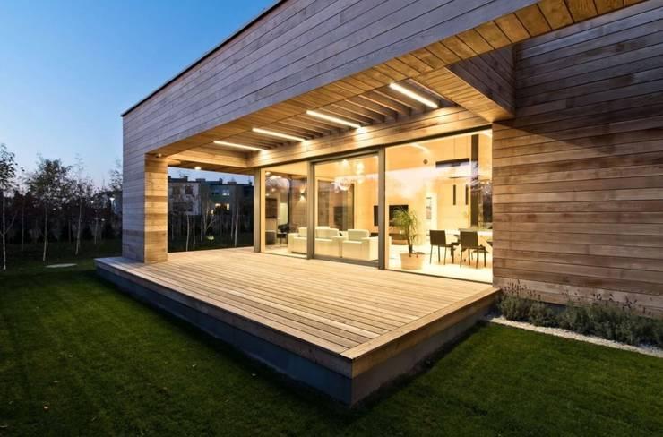 Terrazas  de estilo  por Ecologic City Garden - Paul Marie Creation