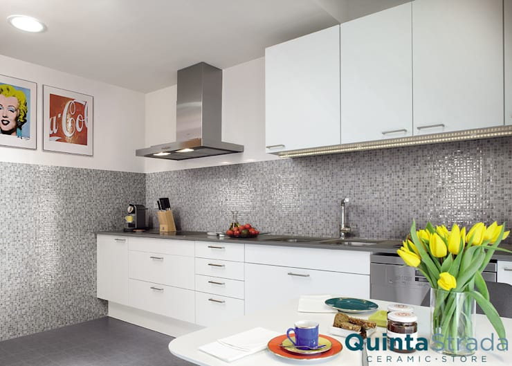 Kitchen by Quinta Strada - Ceramic Store